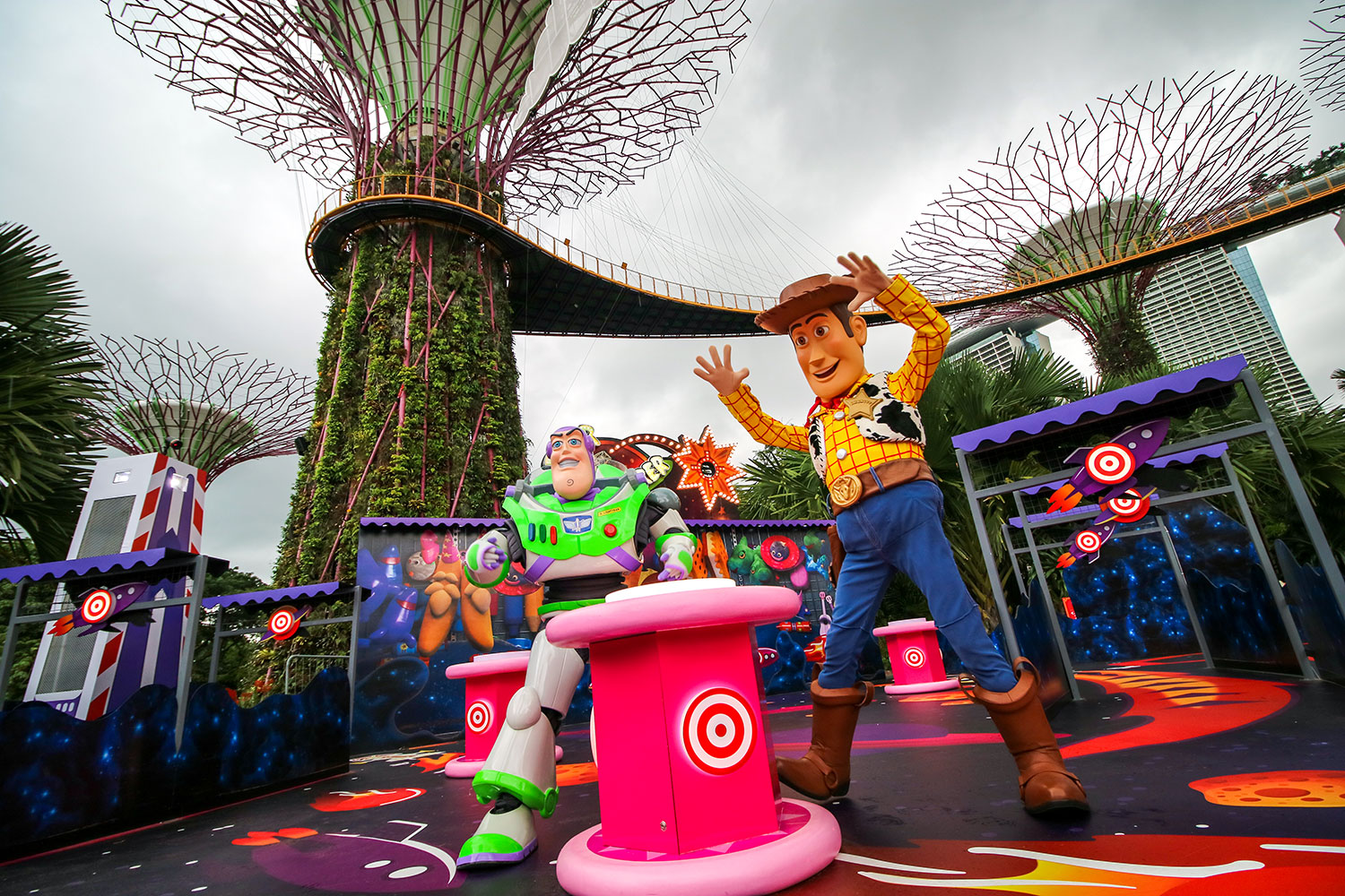 CHILDREN'S FESTIVAL 2019 FEATURING DISNEY & PIXAR'S TOY STORY 4 - WOODY & BUZZ LIGHTYEAR