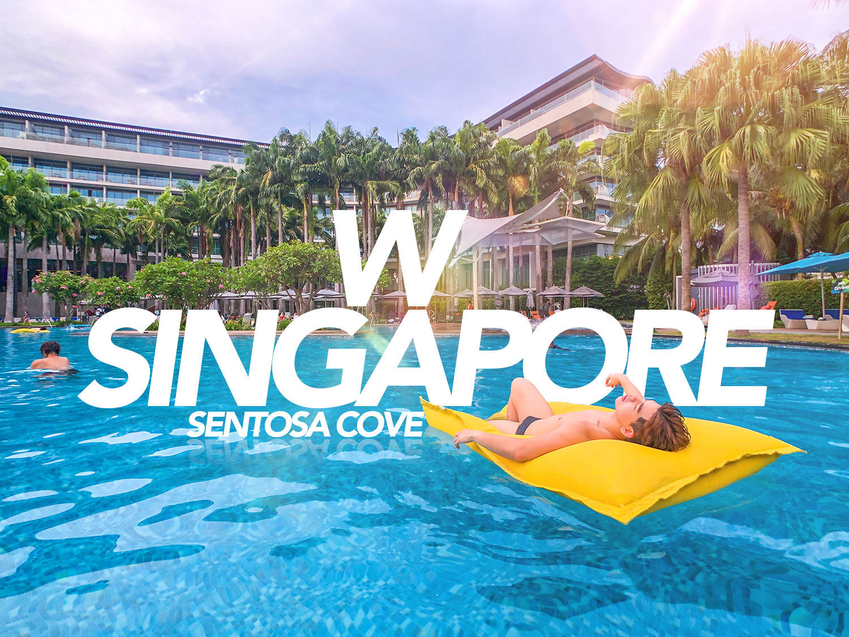 Hotel Review W Singapore Sentosa Cove Fabulous King