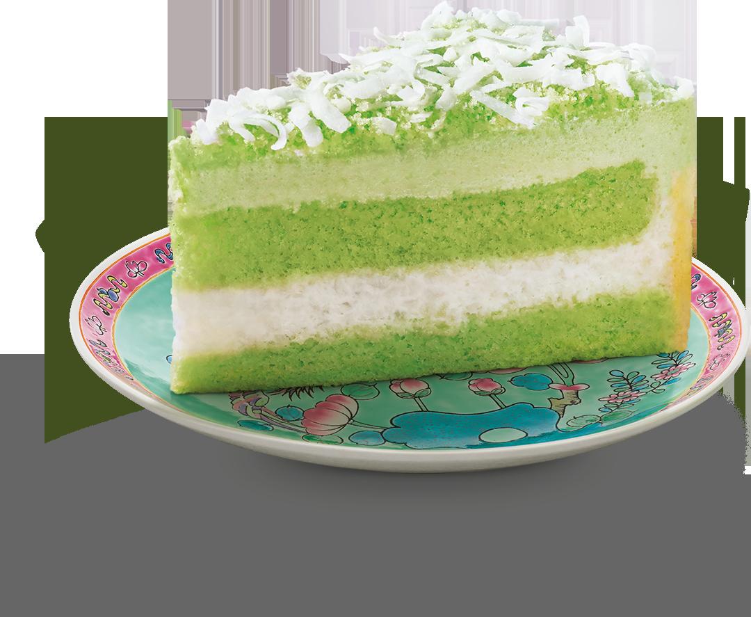 KUEH SALAT CAKE
