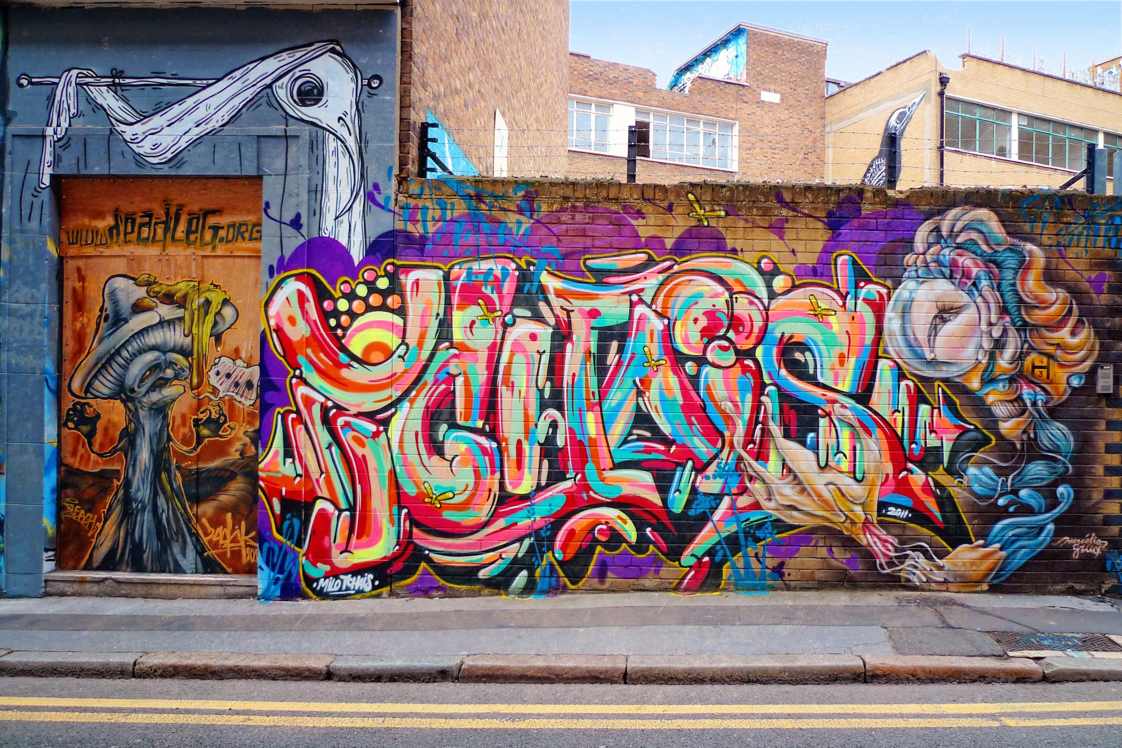 Street Art London's Street Art Tour