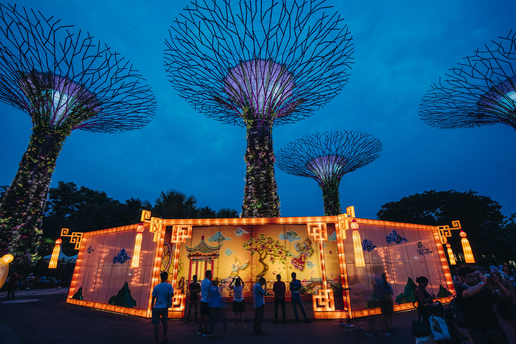 MID-AUTUMN FESTIVAL 2019 AT GARDENS BY THE BAY