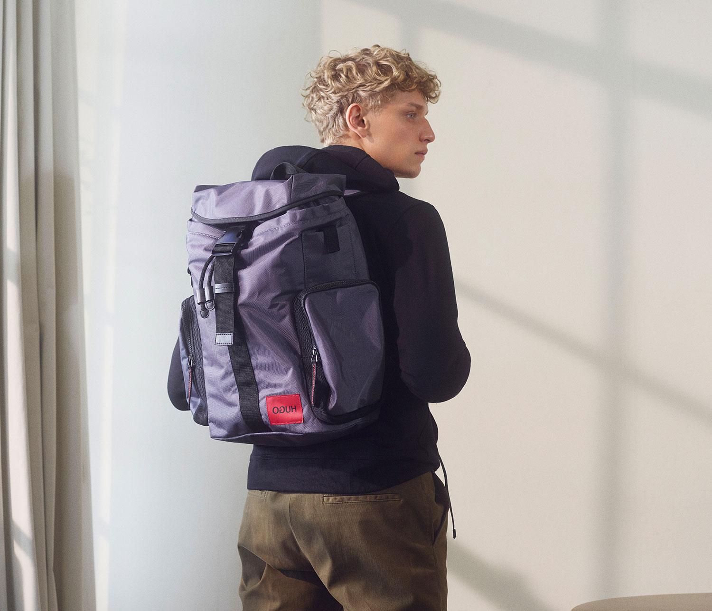 HUGO-Backpack