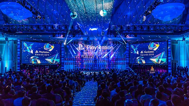 PlayStation®Awards 2019
