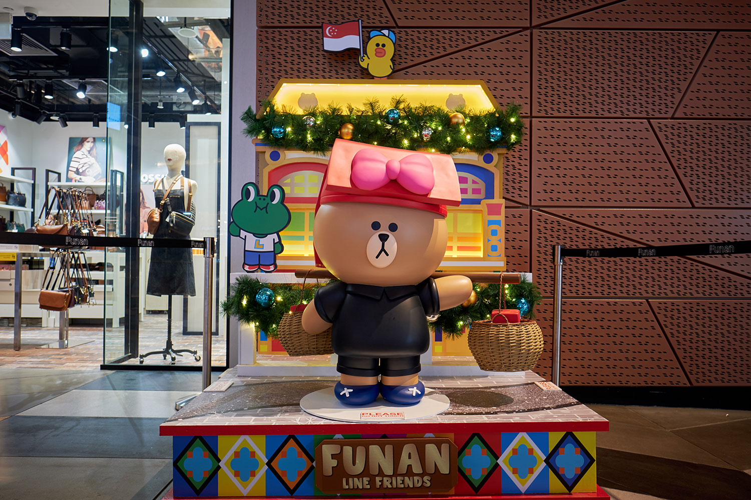 LINE FRIENDS SINGAPORE - FUNAN MALL
