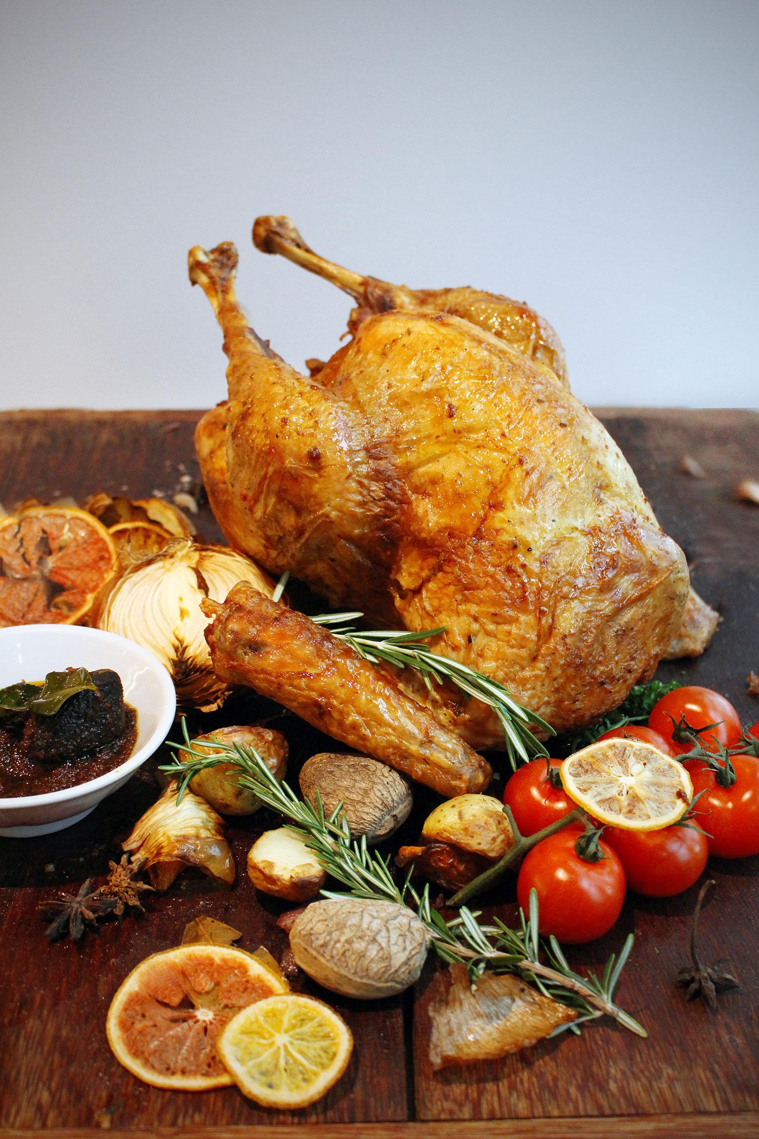 Brine-cured-Roasted-Turkey-with-Buah-KeLuak-Sauce