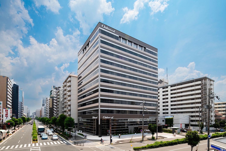 Oakwood-Hotel-&-Apartments-Shin-Osaka-Facade