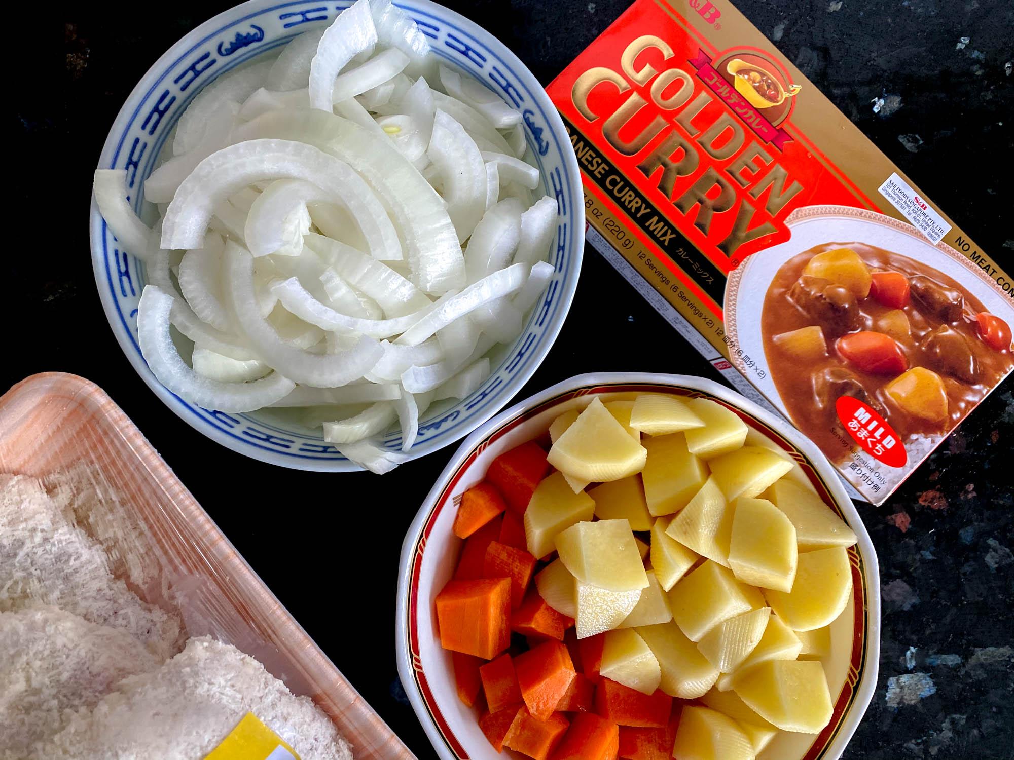 Home-cooking-Tonkatsu-Japanese-Curry-Rice-darrenbloggie