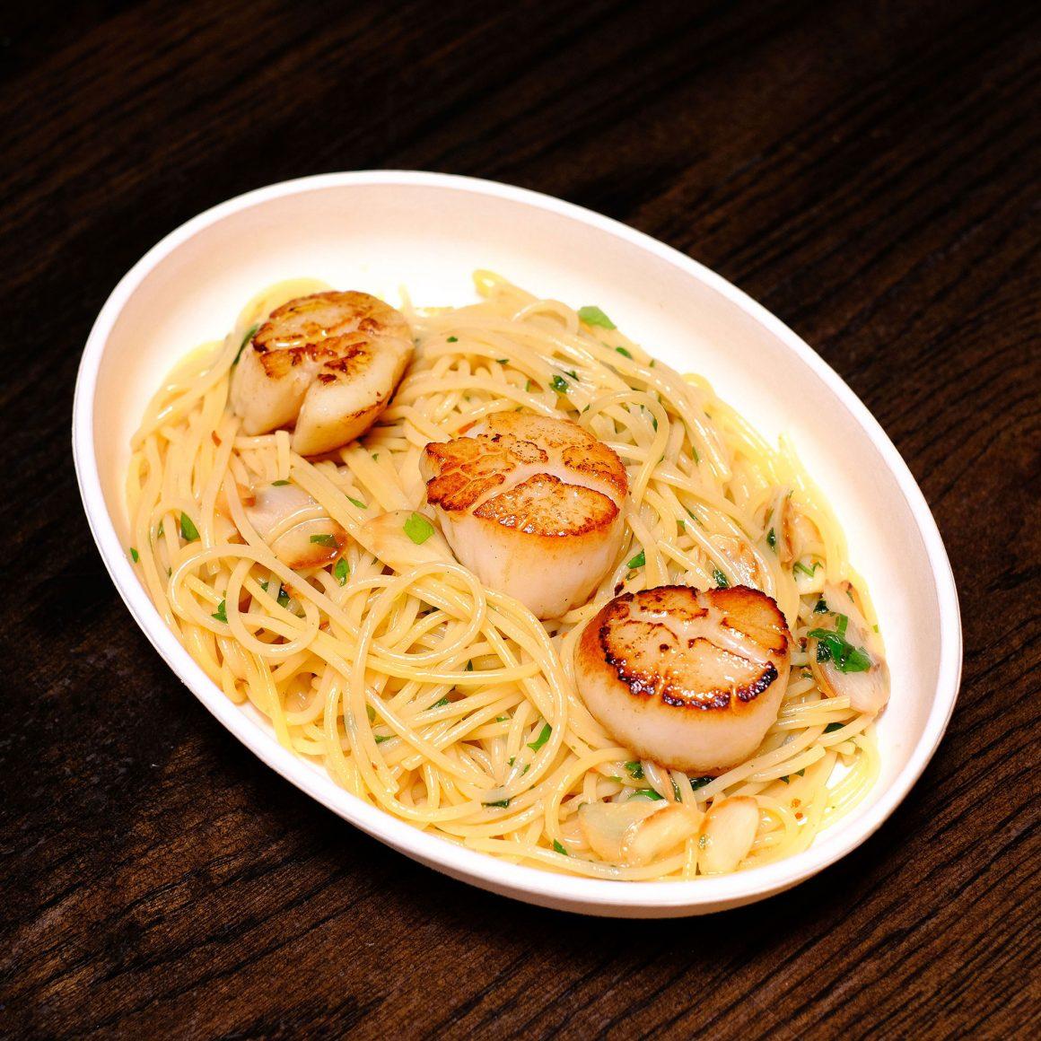 Spaghetti / PHOTO: BISTECCA TUSCAN STEAKHOUSE