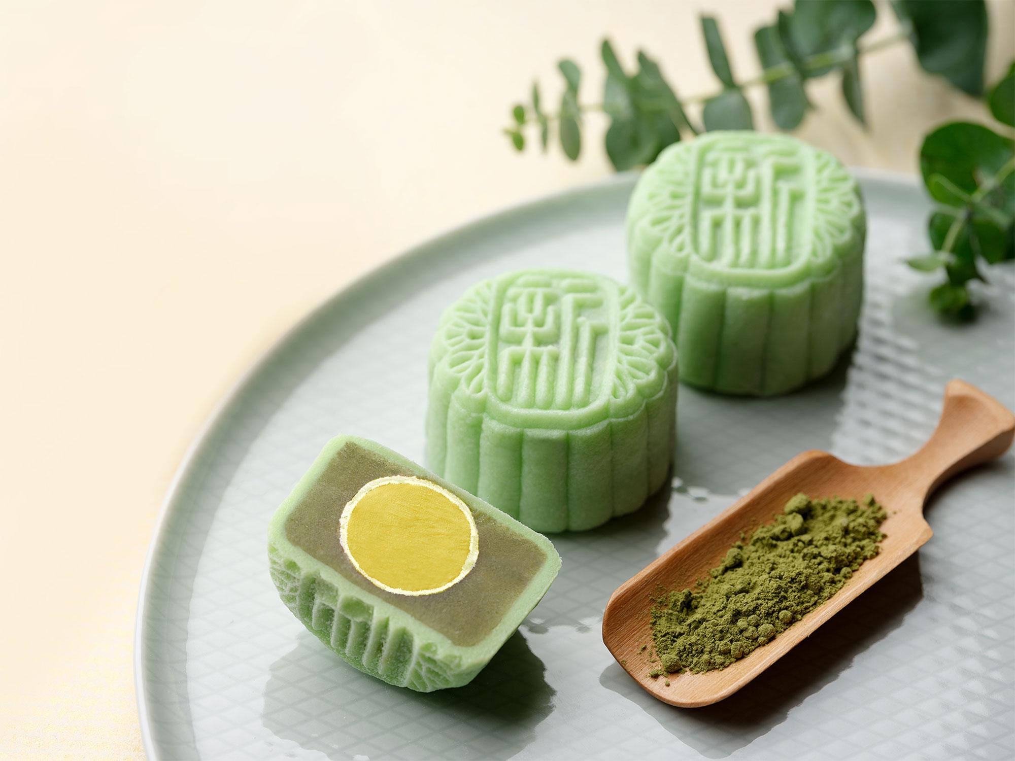 (NEW)-Green-Tea-Paste-with-Jackfruit-Praline
