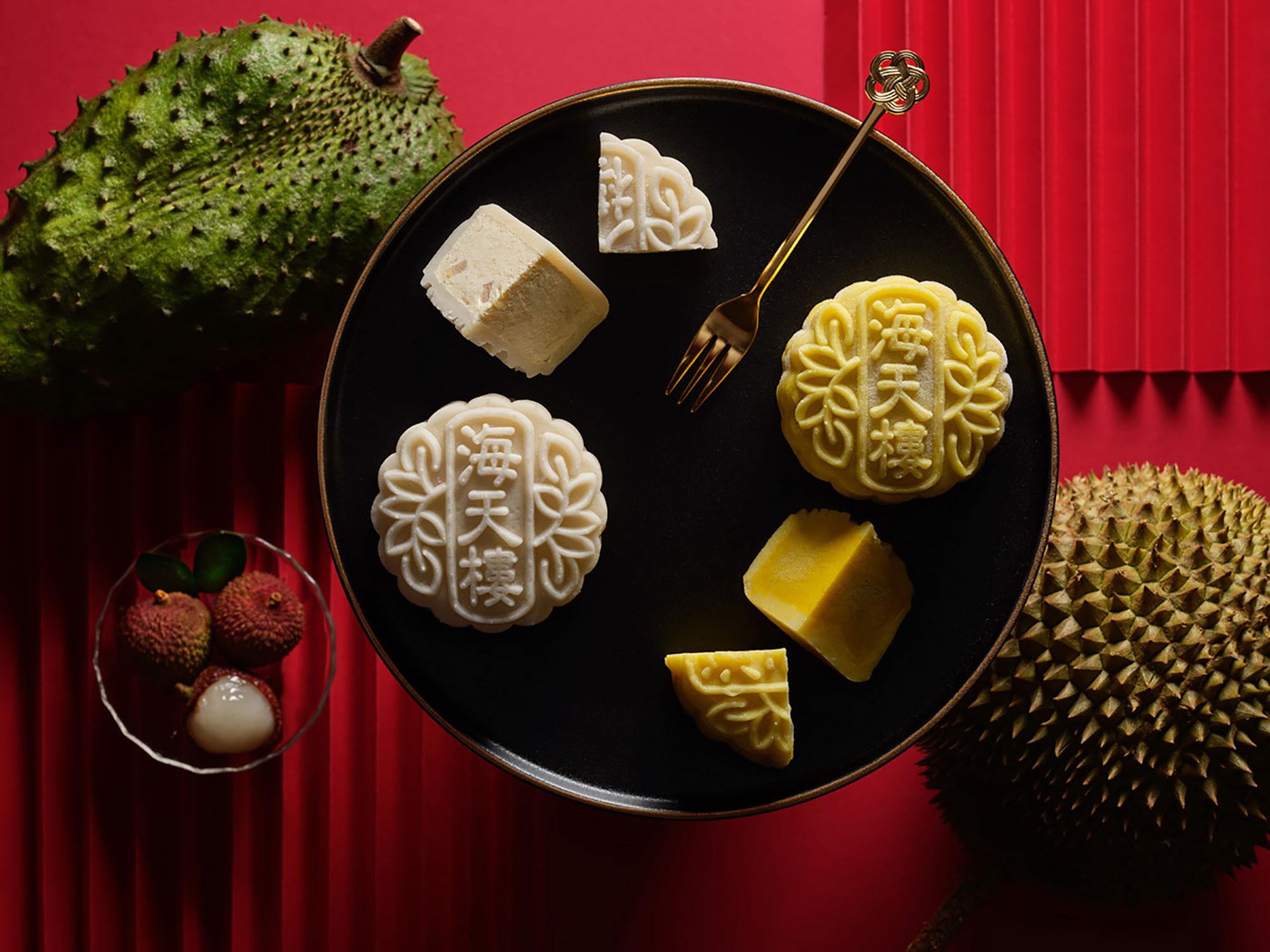 Soursop-Lychee-Snowskin-and-Mao-Shan-Wang-Durian-Snowskin
