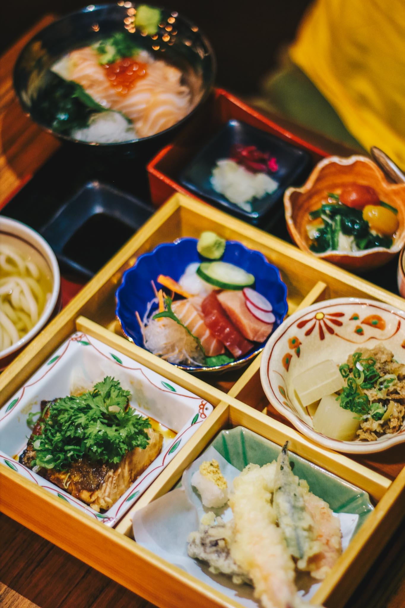 Dashi-Master-Marusaya-lunch-set
