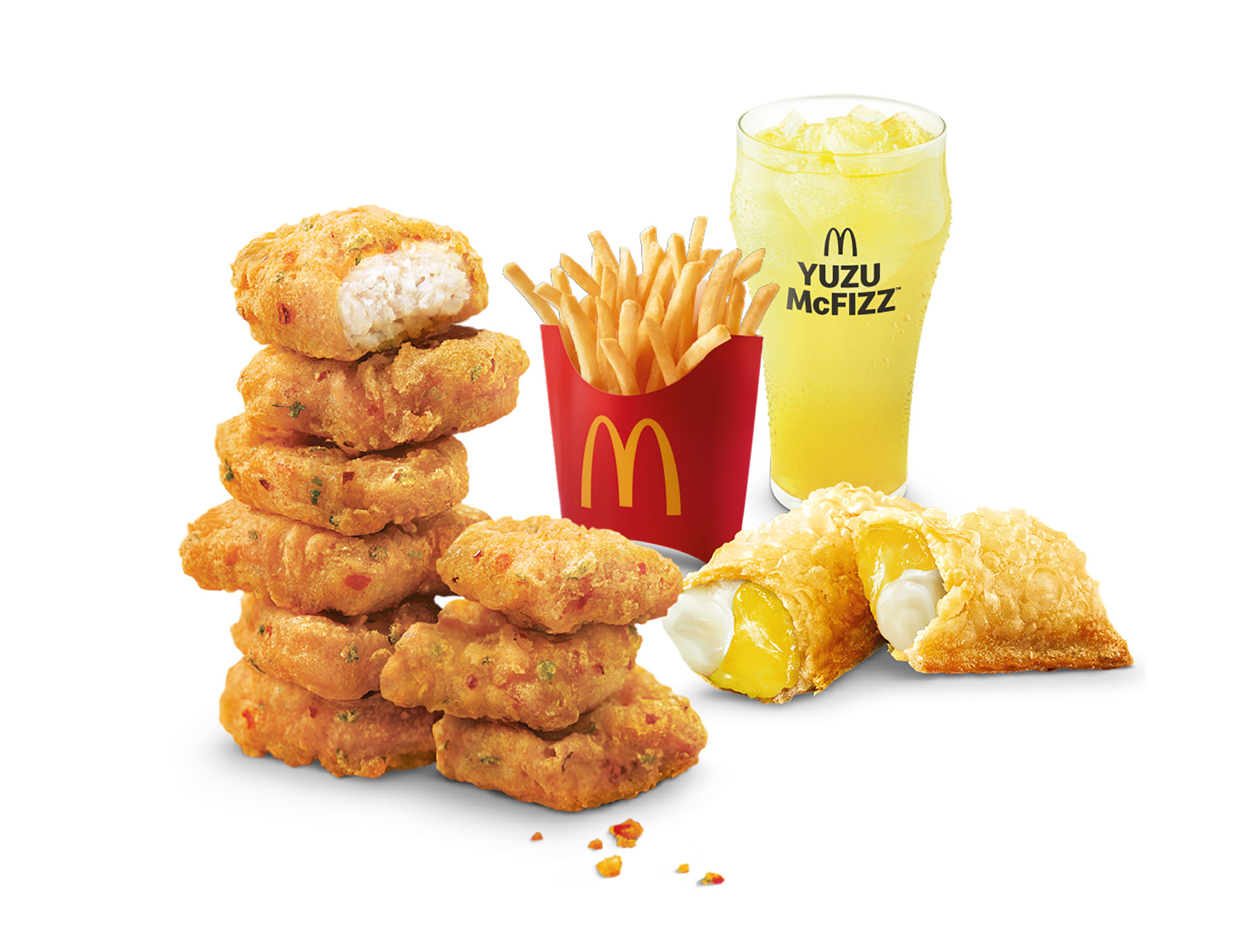 Spicy-Chicken-McNuggets-Feast