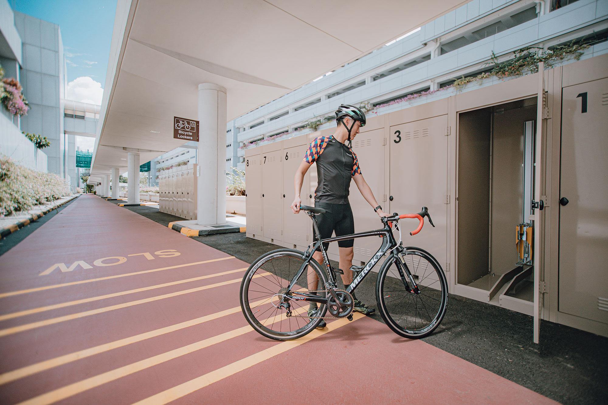HUB-&-SPOKE---Bicycle-lockers