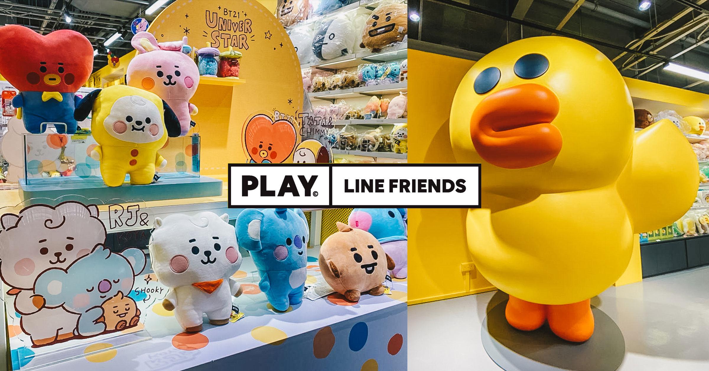 PLAY-LINE-FRIENDS-STORE-SINGAPORE-DARRENBLOGGIE