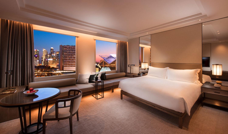 King-Room-Marina-View-Evening