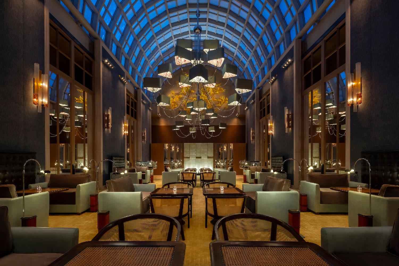 Photo - Republic Lounge / The Ritz-Carlton, Millenia Singapore
