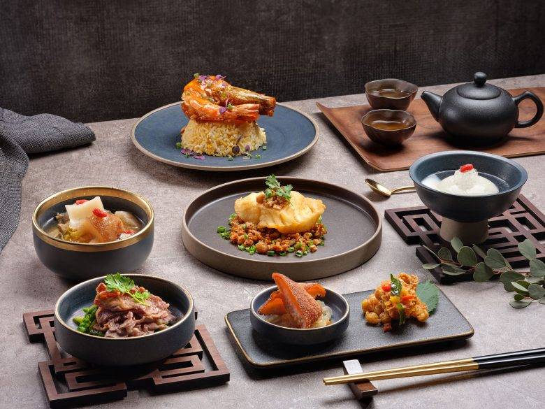 Celebrate Father's Day in Luxury with Pan Pacific Singapore Takeaway Menu