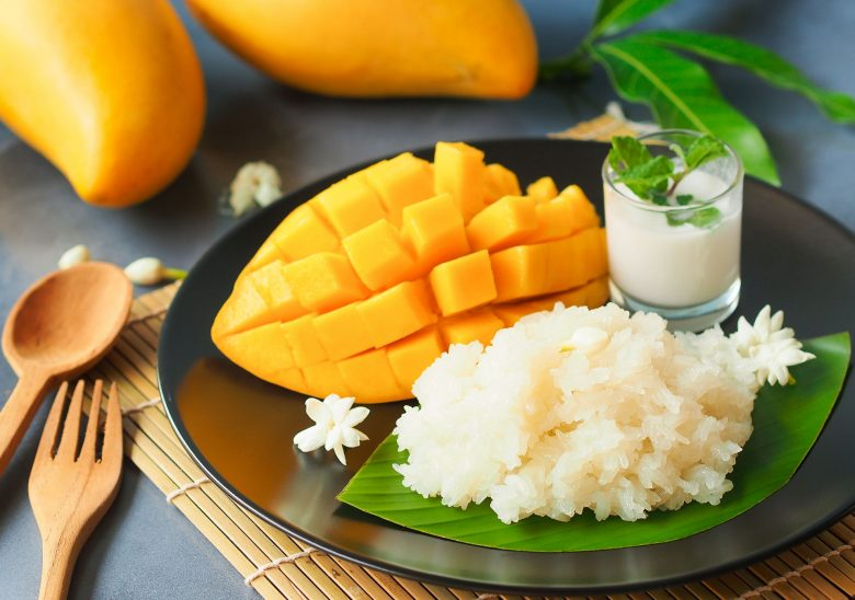 Holiday-Inn-Atrium_Atrium-Restaurant_Mango-Sticky-Rice
